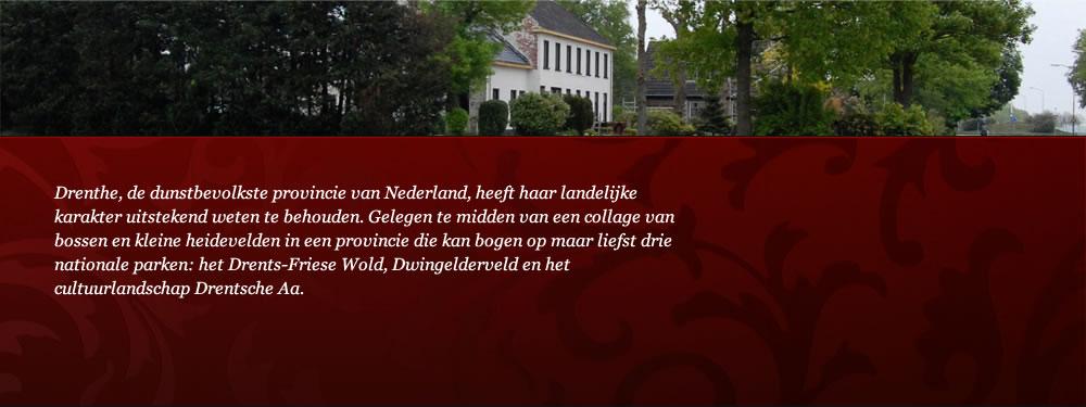 Drenthe - Herberg van Een